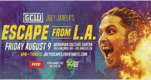 GCW Joey Janela's Escape From LA