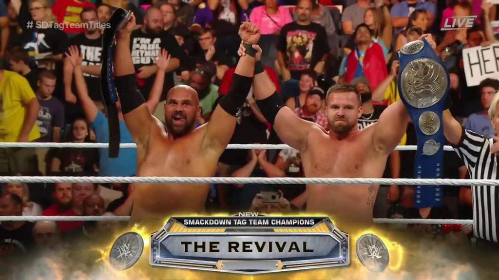 The Revival Champions - Wrestling Examiner