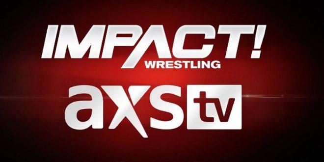 IMPACT AXS - Wrestling Examiner