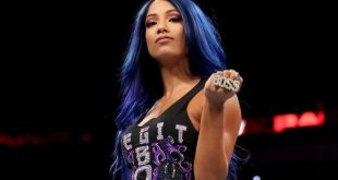 Sasha Banks - Wrestling Examiner