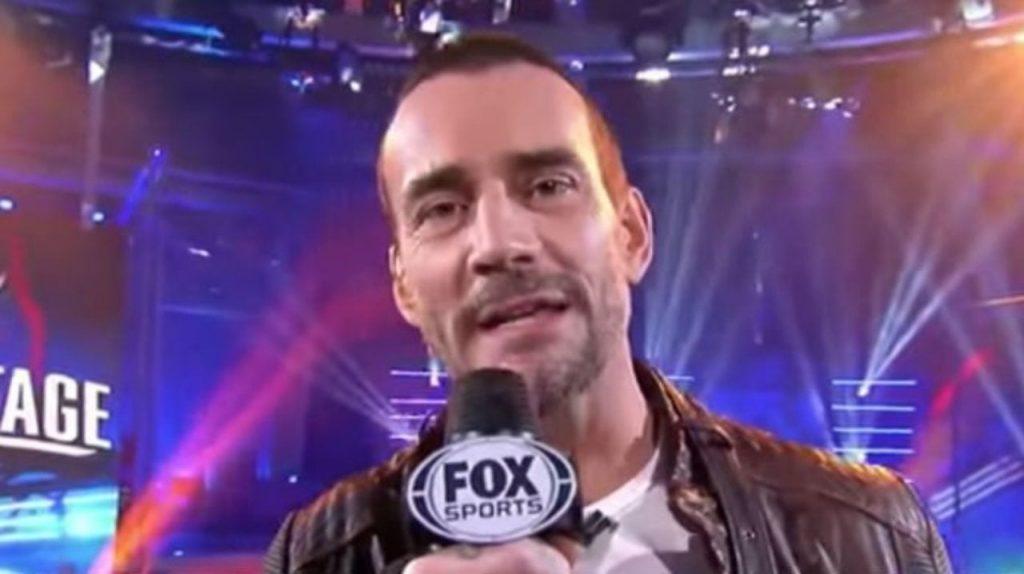 CM Punk WWE Backstage - Wrestling Examiner