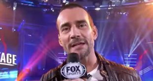 CM Punk WWE Backstage - Wrestling Examiner
