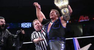 PCO ROH Champion - Wrestling Examiner