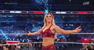 Charlotte Flair - Wrestling Examiner