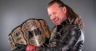 Chris Jericho AEW Champion