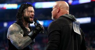 Roman Reigns Goldberg Smackdown-2-28