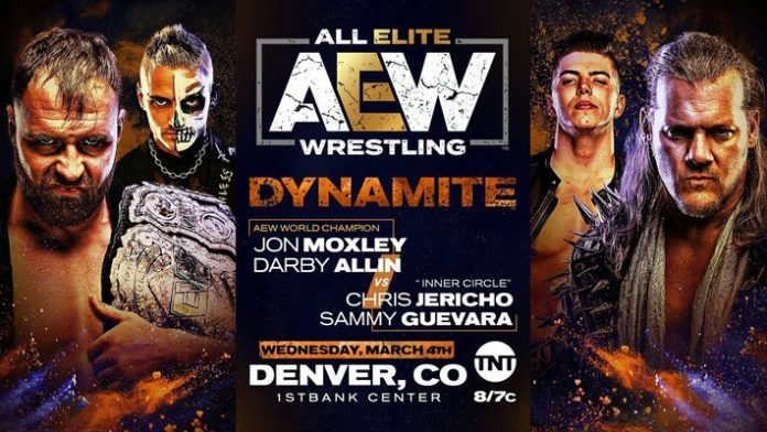 AEW Dynamite Results & Highlights (3-4)