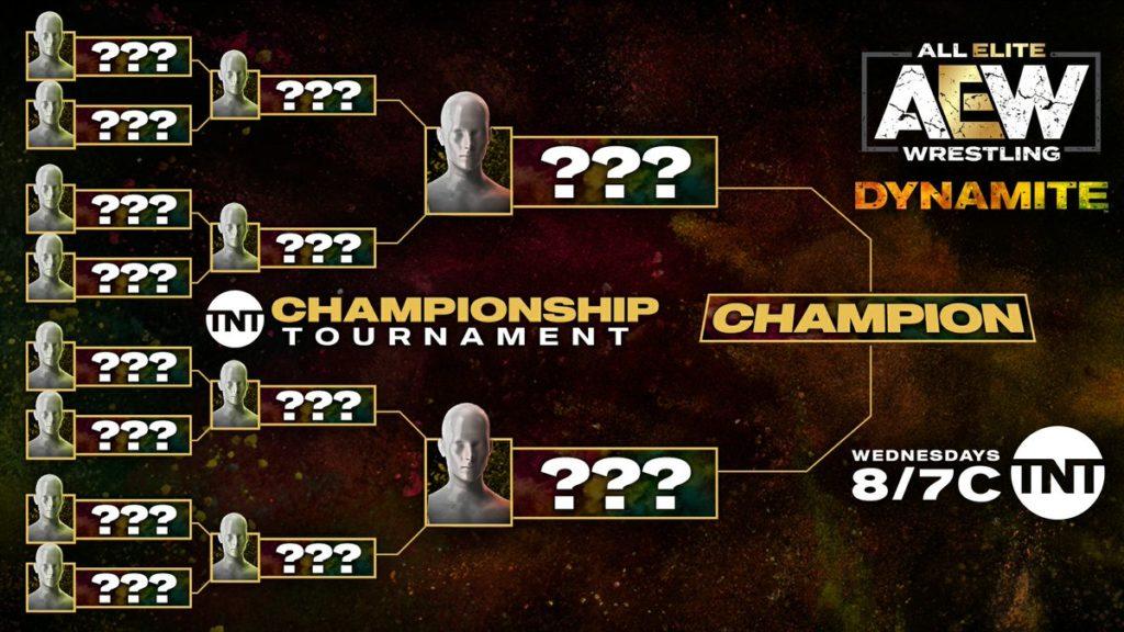 AEW TNT Championship Tournament - Wrestling Examiner