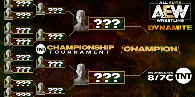 AEW TNT Championship Tournament - Wrestling Examiner
