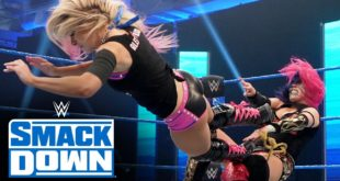 Alexa Bliss vs Asuka - Wrestling Examiner