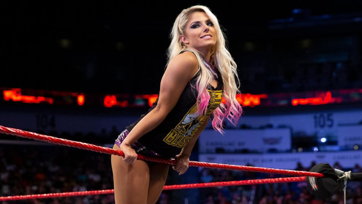 Alexa Bliss - Wrestling Examiner