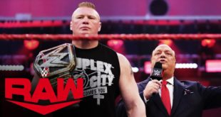 Brock Lesnar and Paul Heyman