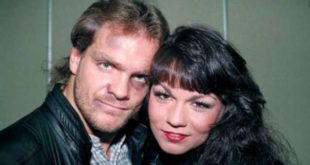 Chris Benoit and Nancy Benoit