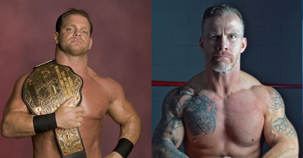 Chris Benoit and Tyson Dux - WrestlingExaminer