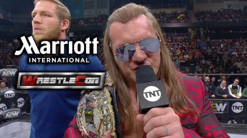 Chris Jericho Marriott WrestleCon