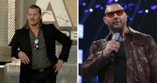 Chris Jericho and Batista