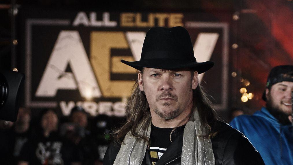 Chris Jericho in AEW - WrestlingExaminer