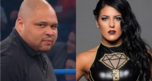 D'Lo Brown and Tessa Blanchard - Wrestling Examiner