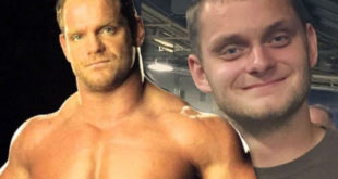 David Benoi and Chris Benoit
