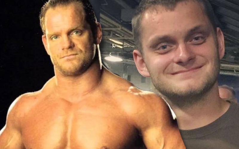 David Benoi and Chris Benoit
