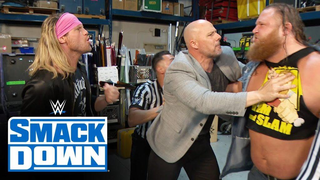 Dolph Ziggler vs Otis - Wrestling Examiner