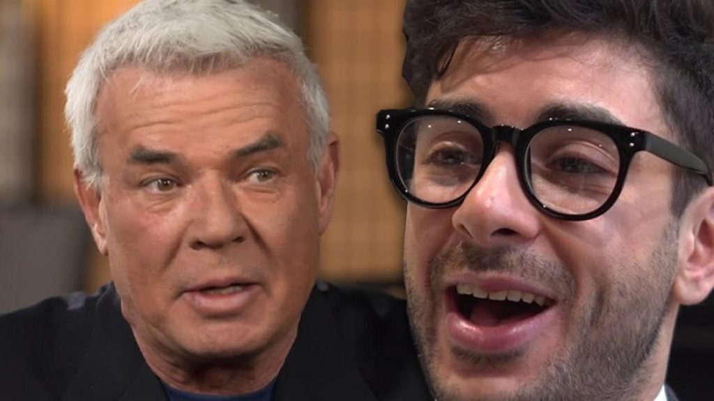 Eric Bischoff and Tony Khan