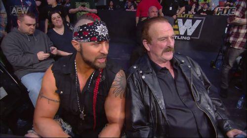 Jake Roberts and Lance Archer - Wrestling Examiner