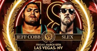 Jeff Cobb vs Slex
