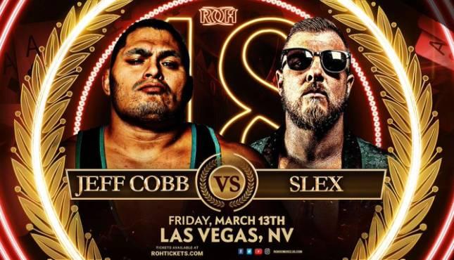 Jeff Cobb vs Slex