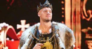 King Corbin - Wrestling Examiner