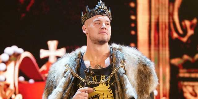 King Corbin - Wrestling Examiner
