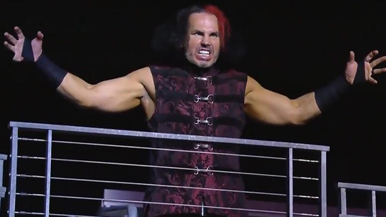 Mat Hardy AEW - Wrestling Examiner