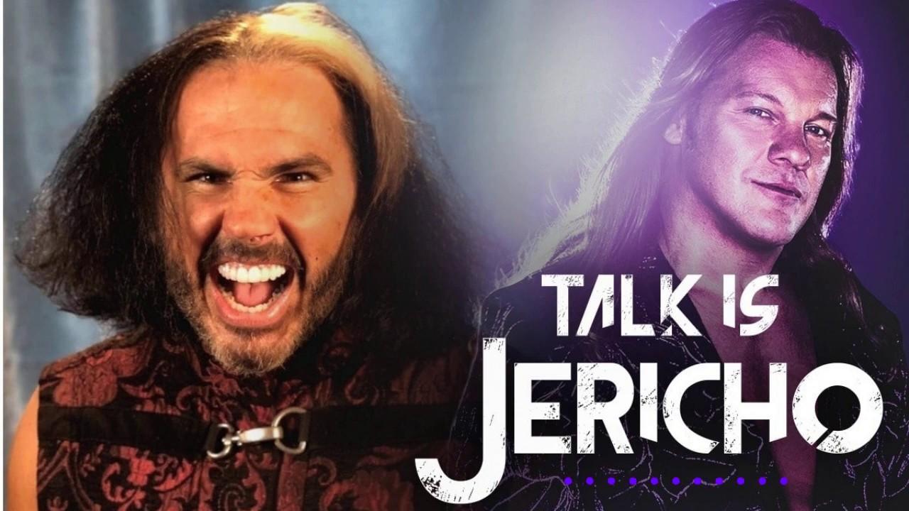 Matt Hardy on Talk is Jericho
