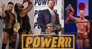 NWA Powerrr 20th Episode