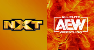 NXT vs AEW - Wrestling Examiner