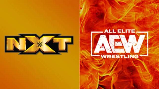 NXT vs AEW - Wrestling Examiner
