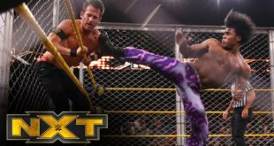 Roderick Strong vs The Velveteen Dream