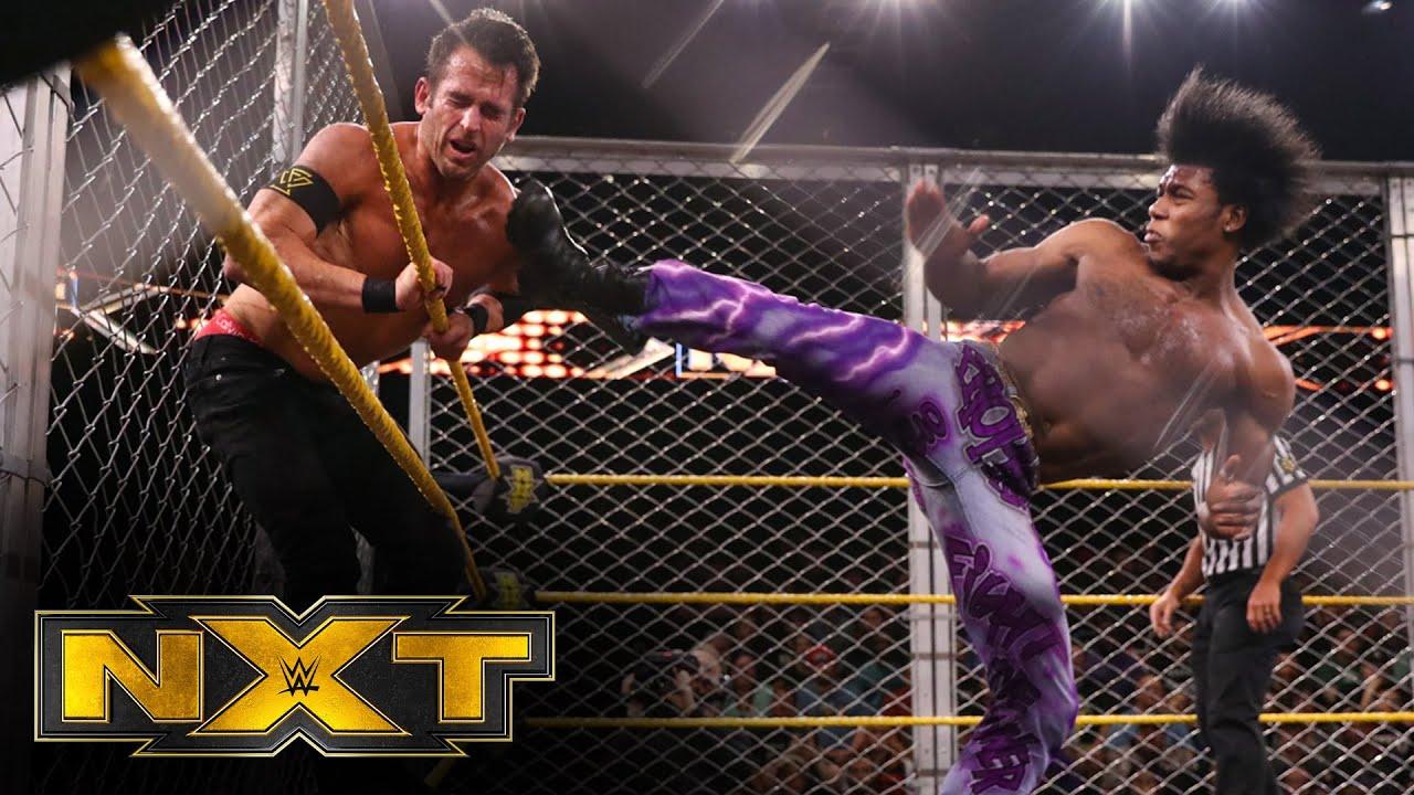 Roderick Strong vs The Velveteen Dream