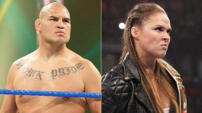 Ronda Rousey & Cain Velasquez