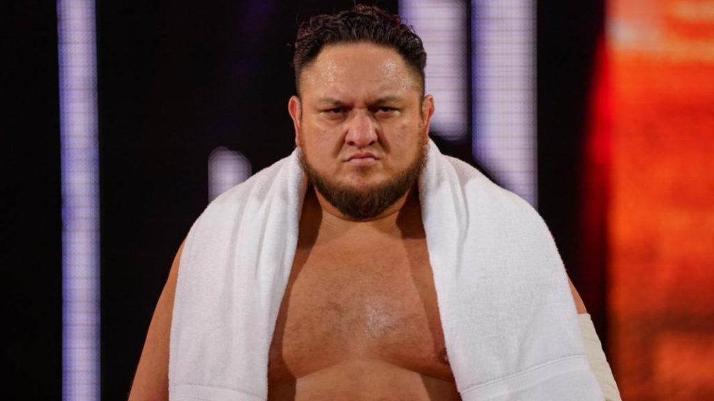 Samoa Joe WWE - Wrestling Examiner