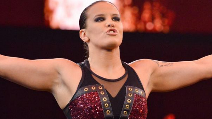 Shayna Baszler - Wrestling Examiner