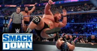SmackDown Gautlet Match