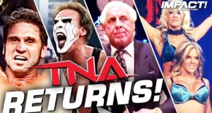 TNA One Night Only - Wrestling Examiner