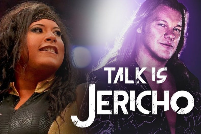 Talk is Jericho Nyla Rose