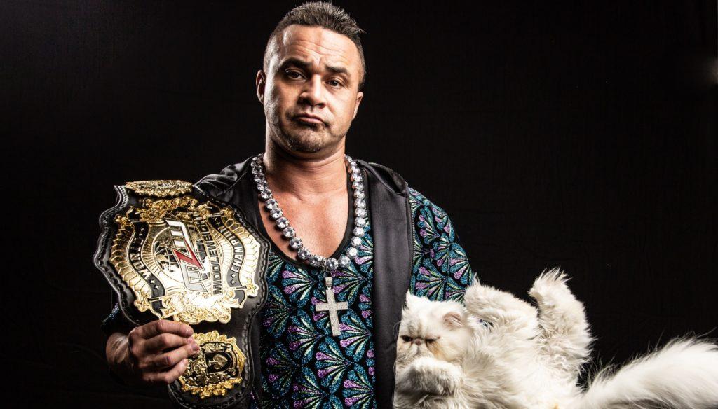 Teddy Hart MLW - Wrestling Examiner