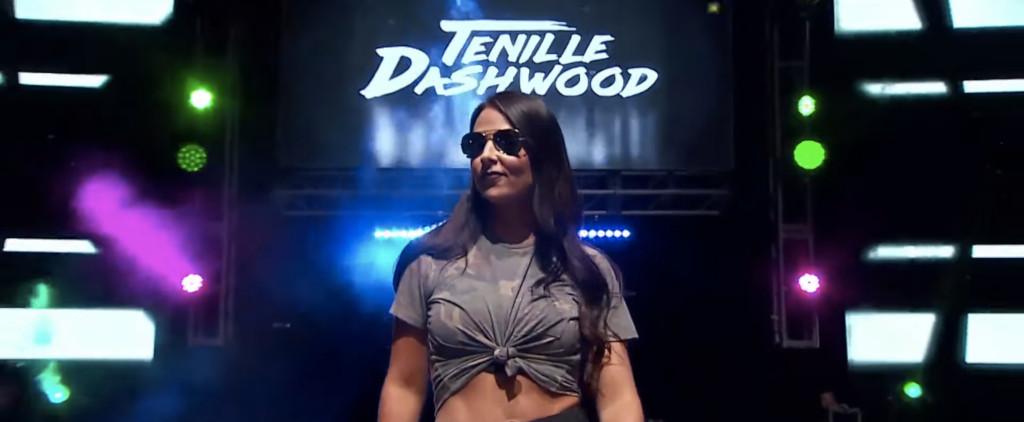 Tenille Dashwood - Wrestling Examiner