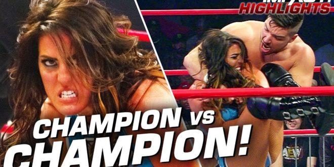 Tessa Blanchard Impact Wrestling - Wrestling Examiner