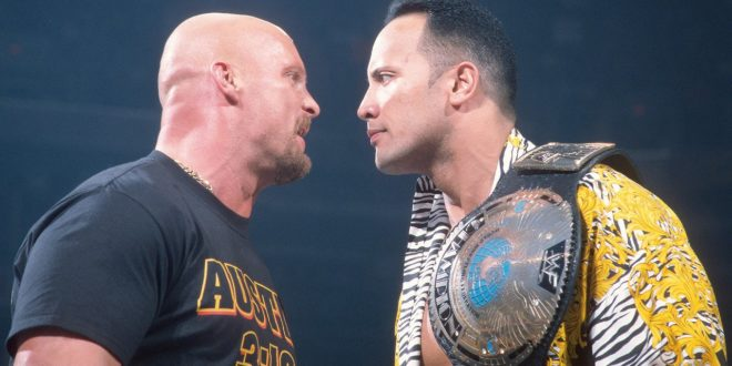 The Rock and Steve Austin - Wrestling Examiner