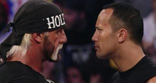 The Rock vs Hulk Hogan - Wrestling Examiner