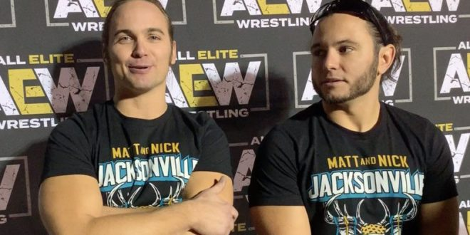 The Young Bucks - Wrestling Examiner